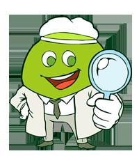 Hygiene-Smiley, Das Maskottchen zur Umsetzung der Hygienerichtlinien